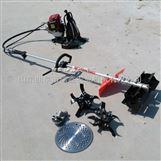 rxjx-3.2 果园松土锄草机 二冲四冲背负式锄地机图片