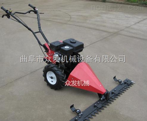 新型背负式割草开沟机 手推大型割草机