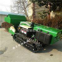 履带式拖拉机回填机 果园开沟施肥机