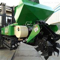 供应履带式拖拉机 果园旋耕机 开沟施肥机