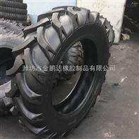 出售人字花纹拖拉机轮胎16.9-38 正品农用胎