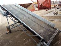 耐磨型送料输送机 运输沙石输送机 胶带输送机长度