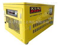 消音款10千瓦汽油发电机出厂价