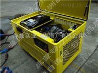 手推式15千瓦汽油发电机环保节能