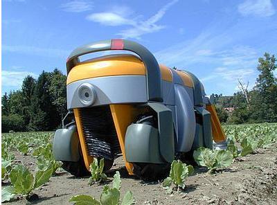 这5个国家都在使用农业机器人