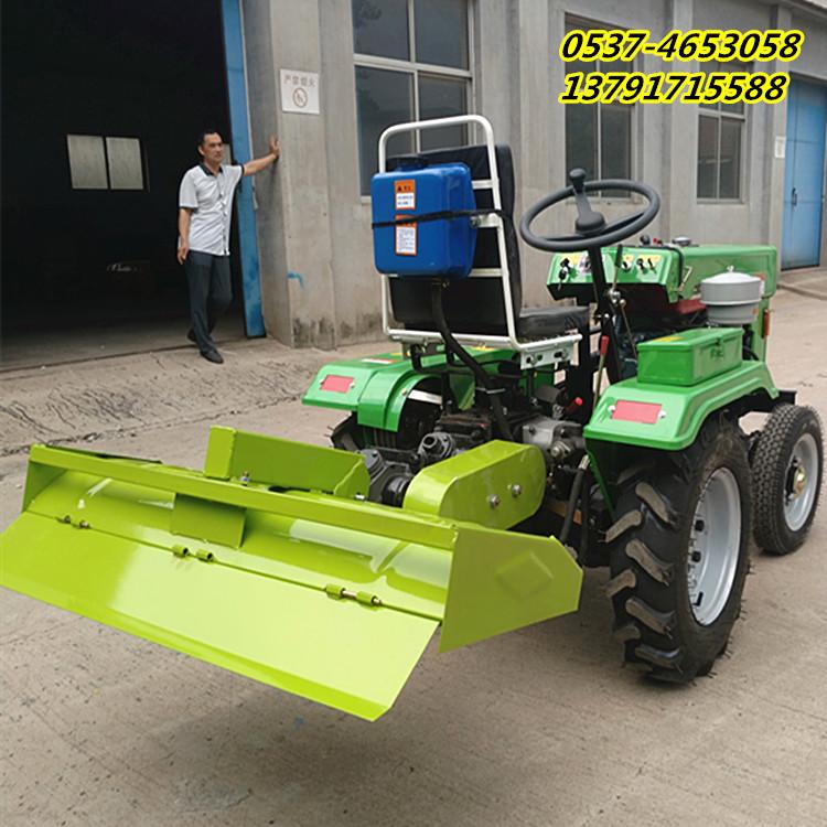 sq-tlj15-新款小型四轮拖拉机