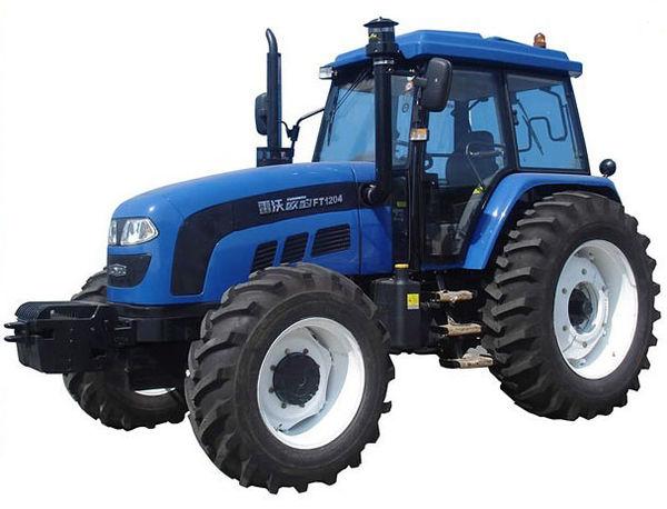 雷沃新欧豹拖拉机产品美誉度高图片